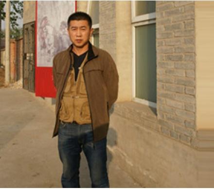 陳云鵬在畫院