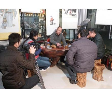 河南電視臺中原人物專訪1