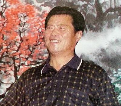 王建辉工笔花鸟画 工笔虎 王建辉,男,誉虎堂主人,现为河南省美术家