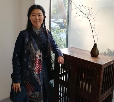 喜讯!女画家李佩锦成为中国美协画家