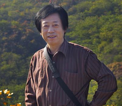 中美协画家王忠义 写意花鸟画著名人物