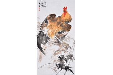 过节送礼王文强动物画-【易从网】