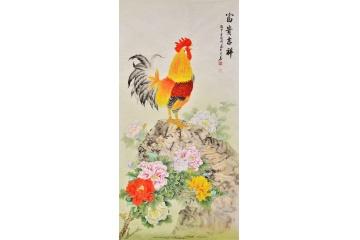 5000元-8000元工笔动物画-【易从网】