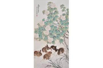 元-50000元动物画-【易从