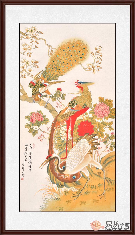 仙鹤是长寿和吉祥的象征