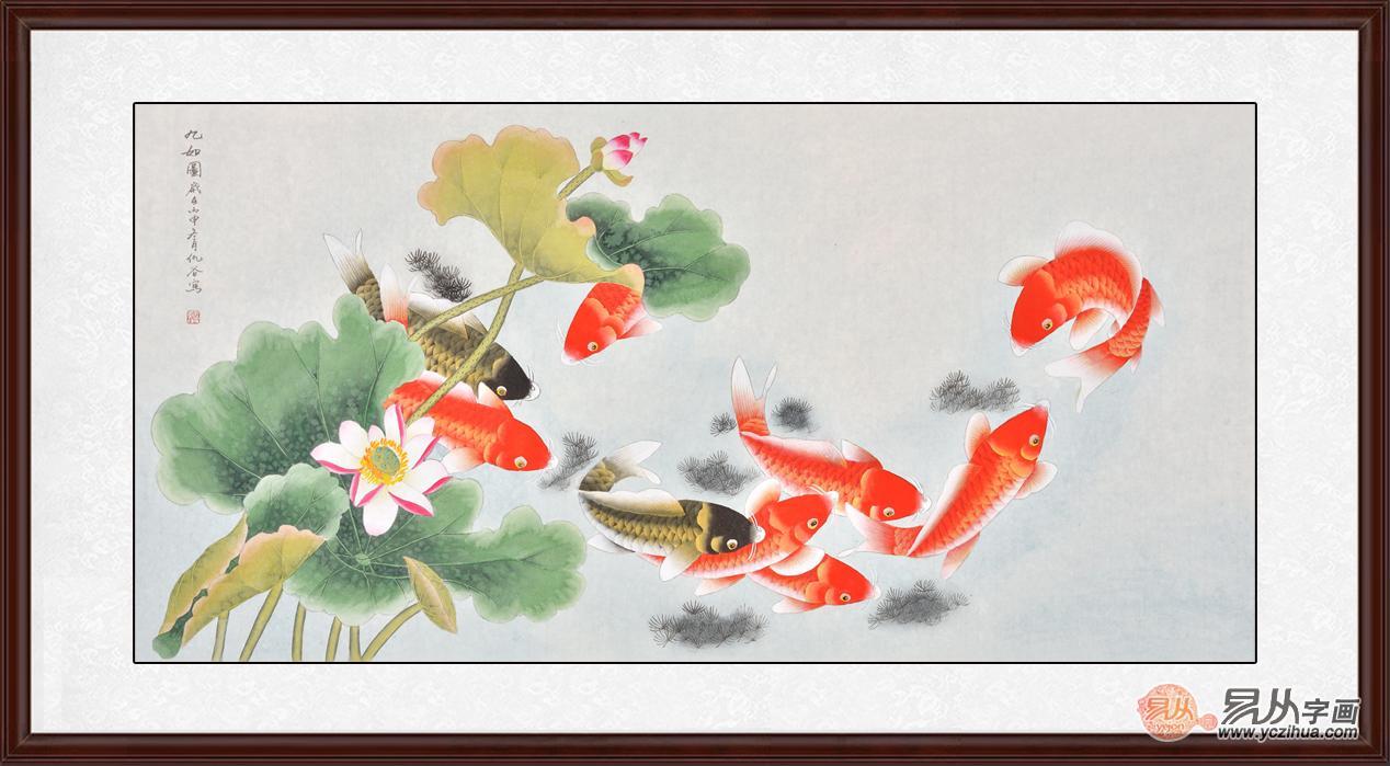 李祯工笔花鸟画牡丹6 牡丹花头的画法