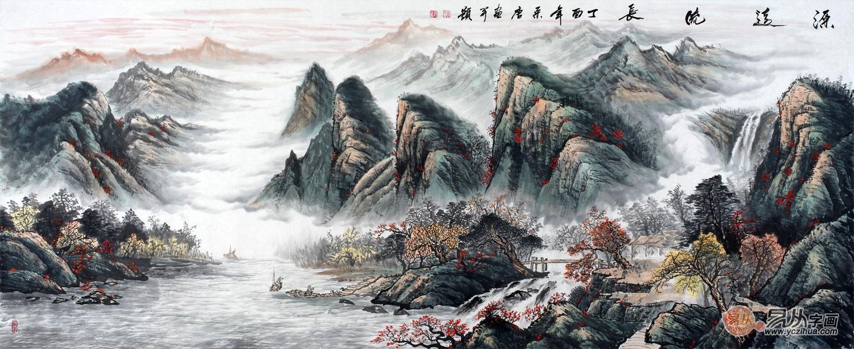 山水画 装饰画 国画