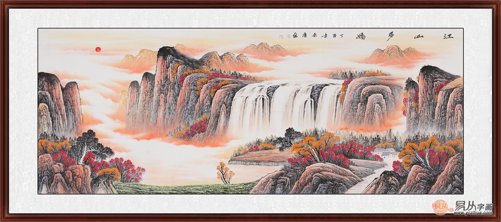 春节家居装饰画