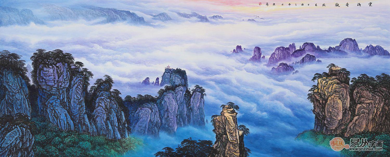 治新美术史,不能无刘海粟——艺术大师刘海粟简介