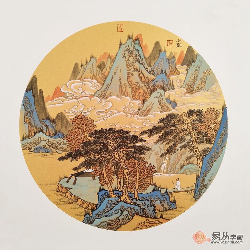 李小跃先生便是其中之一,出生于桂林山水的他,受生长环境和家庭环境的