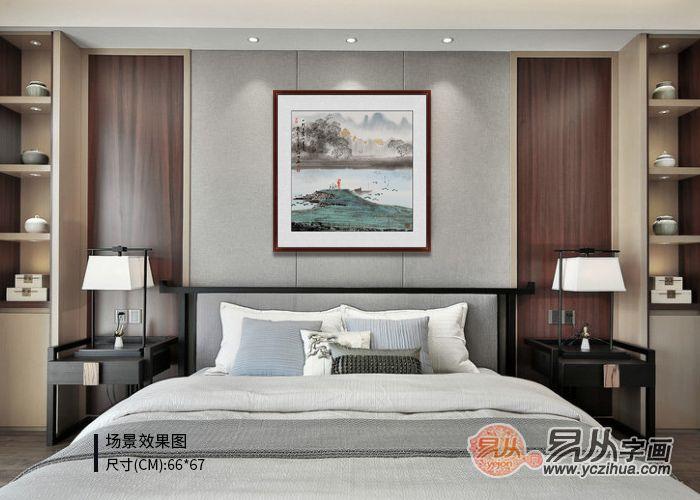 卧室墙上挂什么画好,掌握这些知识让你升级为新时代达人